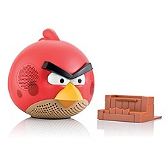 Gear 4 - Angry Birds 'PG542G' speaker dock