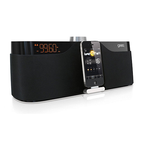 Gear 4 - Houseparty Rise 2 Wireless bluetooth docking speaker