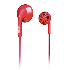 Philips - Pink in ear headphones SHE2670PK