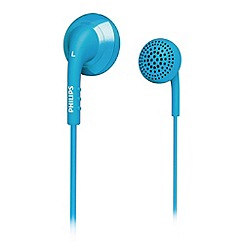 Philips - Blue in ear headphones SHE2670BL