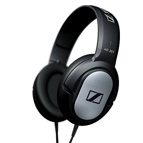 Sennheiser - Black +DJ+ headphones SNHD201
