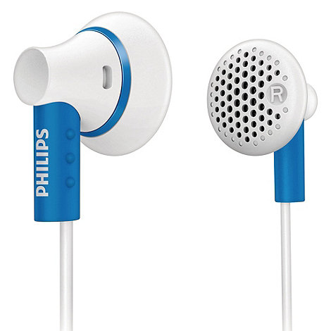 Philips - Blue +SHE3000+ in-ear headphones