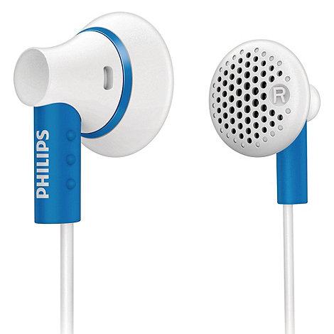 Philips - Blue +SHE3000+ in-ear headphones