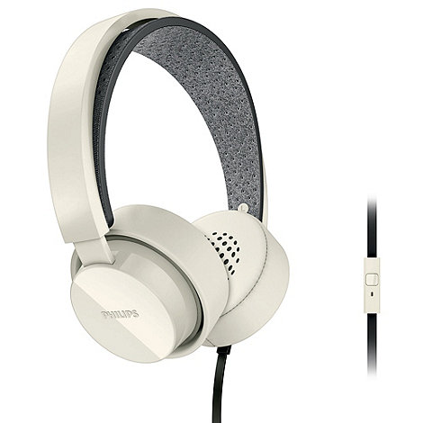 Philips - Shibuya SHL5205WT on ear headphones