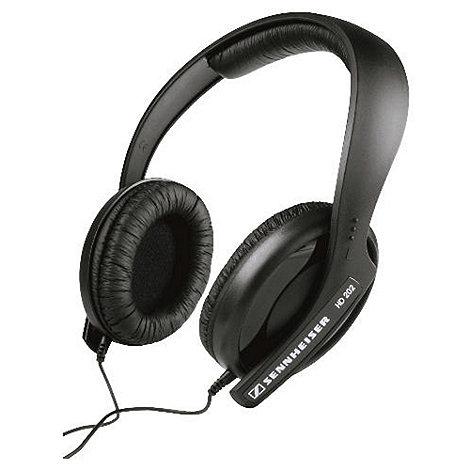 Sennheiser - DJ Style headphones HD202-II