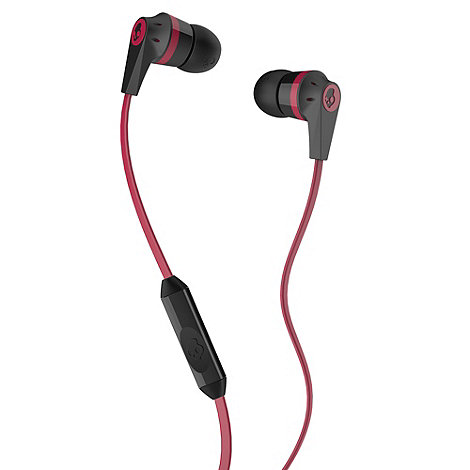 Skullcandy - Red +Ink+d 2.0+ SCS2IKDY-010 in ear headphones