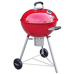 Outback - Red 'Comet' charcoal kettle barbeque
