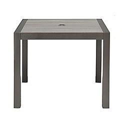 Debenhams - Large 'Solis' square dining table