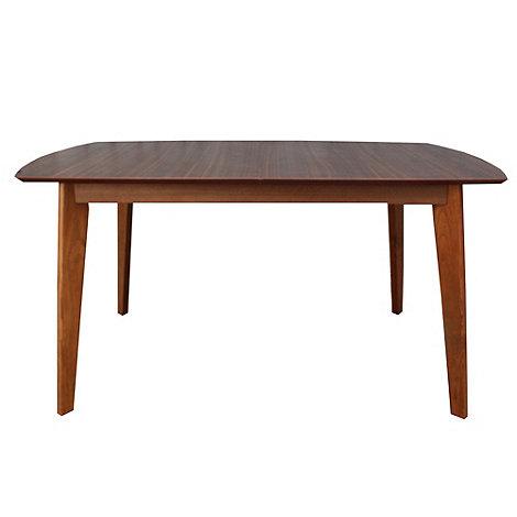 Debenhams - Walnut finished +Metro+ extending table