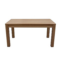Ben de Lisi Home - Oak 'Seattle' fixed-top table