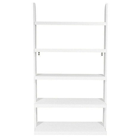 Debenhams - White 'Nash' open shelving unit