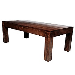 Debenhams - Mango wood coffee table