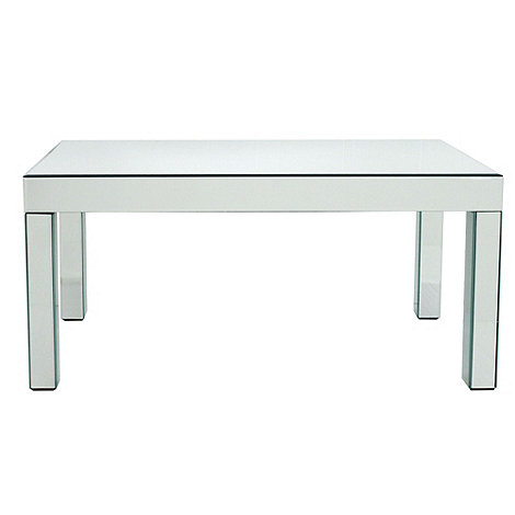 Debenhams - Mirrored coffee table