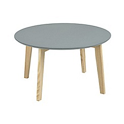 Debenhams - Grey 'Messina' coffee table