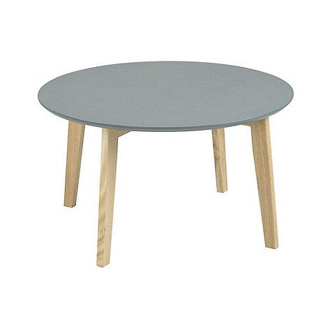 debenhams grey 'messina' coffee table | debenhams