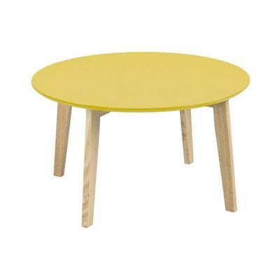 debenhams oak and glass 'tokyo' coffee table | debenhams