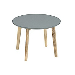Debenhams - Grey 'Messina' side table