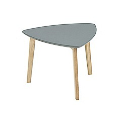 Debenhams - Grey 'Venice' side table