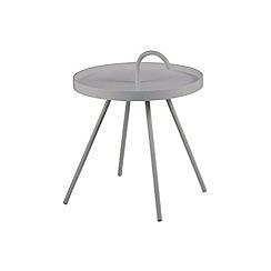 Debenhams - Grey 'Maisie' side table