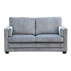 Debenhams - Grey 'Tangier' sofa bed