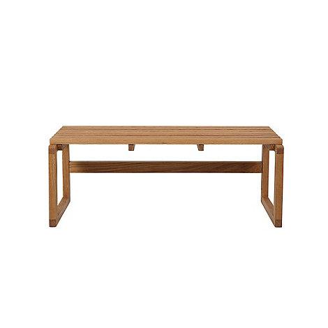 Oak 'Zoe' bench