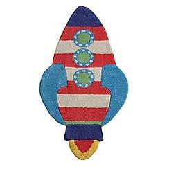 bluezoo - Rocket rug