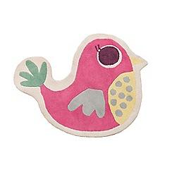 bluezoo - Bird rug