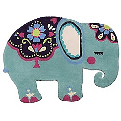 Butterfly Home by Matthew Williamson - Elephant rug