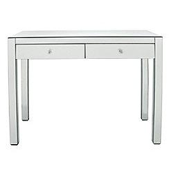 Debenhams - Mirrored dressing table