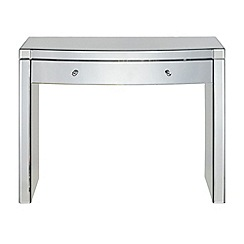 Debenhams - Mirrored 'Mayfair' dressing table