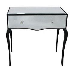 Debenhams - Mirrored 'Reflections' dressing table