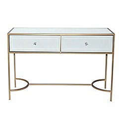 Debenhams - 'Gatsby' dressing table
