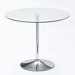 Debenhams - Glass 'Fusion' table