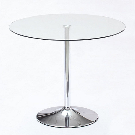 Debenhams - Glass +Fusion+ table