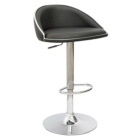 Debenhams - Black 'Cucina' bar stool