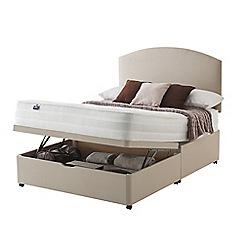 Silentnight - Celestial ottoman divan bed with 'Pocket Memory 1000' mattress