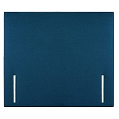 Sleepeezee - Blue 'Coniston' headboard