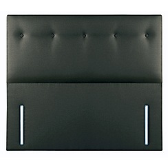 Sleepeezee - Black 'Enerdale' headboard