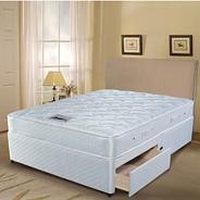 White 'Select Visco' 600 mattress