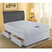 White 'Select Visco' 800 mattress