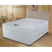White 'Select Visco' 1000 mattress