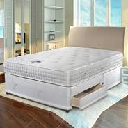 Baroness Flip 2000' divan bed and mattress set