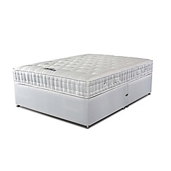 Sleepeezee - 'Supreme Ortho 1000' divan bed with mattress