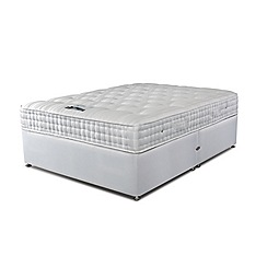 Sleepeezee - 'Supreme Ortho 2000' divan bed with mattress