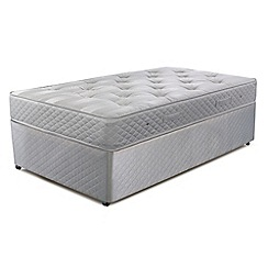 Cumfilux - 'Supacoil Essential' divan bed with mattress