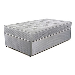 Cumfilux - 'Supacoil Ultimate' divan bed with mattress
