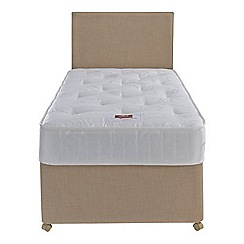 Airsprung - Sleepheaven 'Supreme' divan bed with 800 pocket mattress