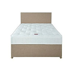 Airsprung - Sleepheaven 'Supreme' divan bed with 800 pocket mattress and 4 drawers