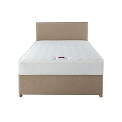 Airsprung - Sleepheaven 'Supreme' divan bed with 800 pocket memory foam mattress and 4 drawers