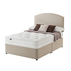 Silentnight - Celestial divan bed with 'Pocket Ortho' mattress